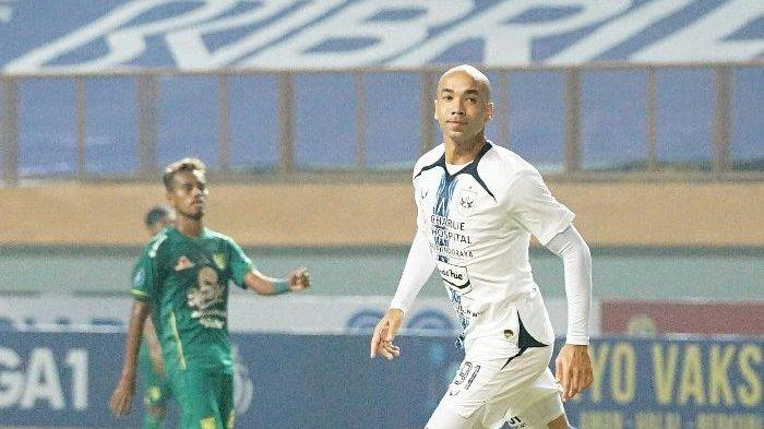 Striker PSIS Bruno Silva Beri Resep agar Timnya Tetap Konsisten di Papan Atas Klasemen