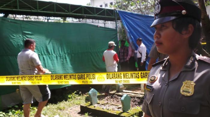 Polisi Kaget Bongkar Makam 4 Warga Pati, Semua Mata Mayat Melotot