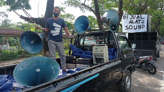 Bos Sound System Salatiga Obral Speaker Pinggir Jalan, Alat Sudah Nganggur 2 Tahun