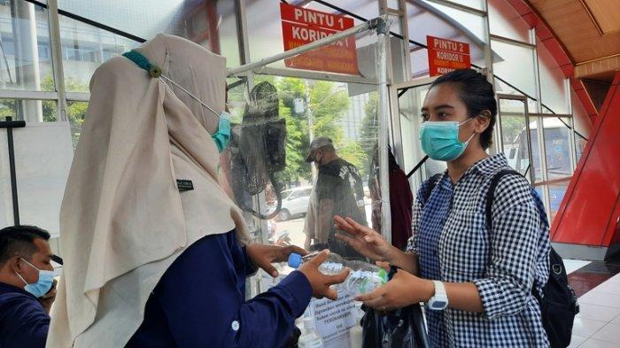 Botol Plastik Hasil Transaksi BRT Trans Semarang Akan Masuk Bank Sampah