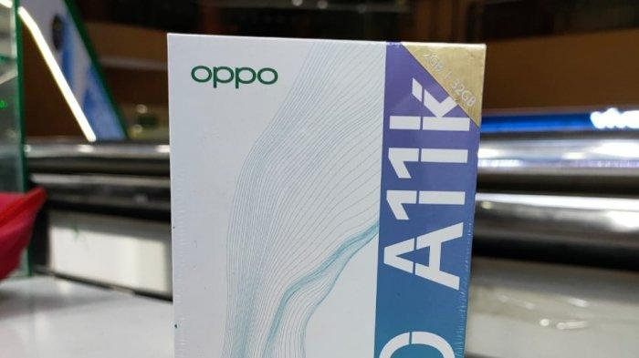 Inilah Deretan Pesaing Oppo A11k Harga Entry Level: AdaSamsung Galaxy A10s,Vivo Y12i