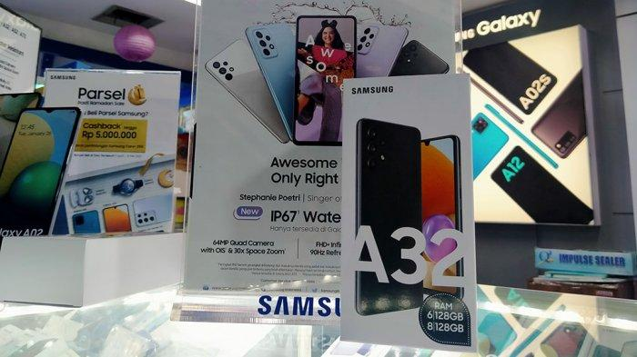 Spesifikasi dan Harga Samsung Galaxy A32 Terbaru