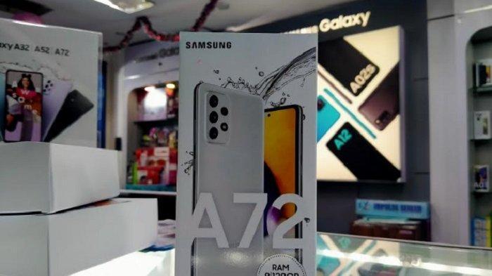 Ini Harga dan Spesifikasi Samsung Galaxy A72