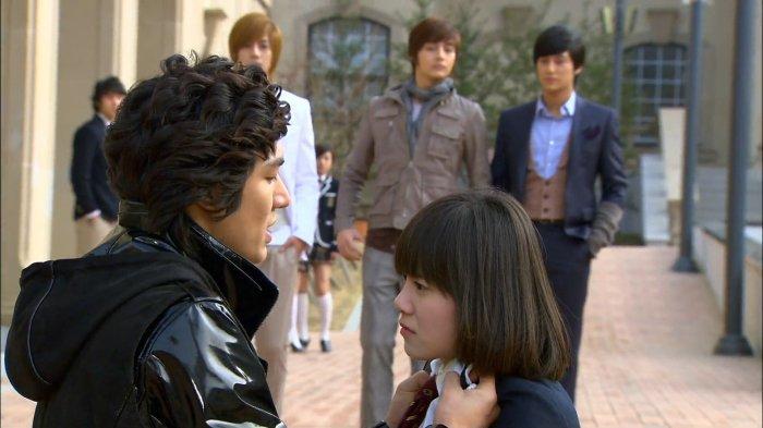 Hubungan Jan Di dan Jun Pyo di Ujung Tanduk Sinopsis Drakor Boys Over Flowers Episode 11