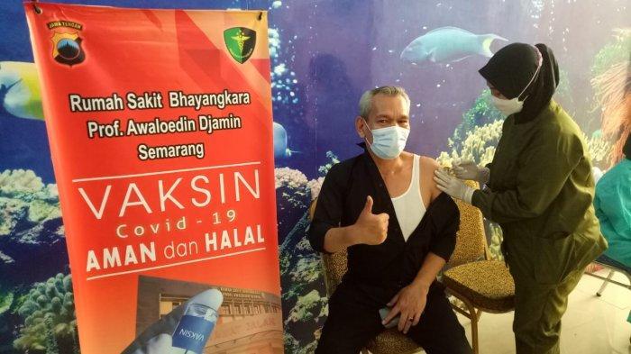 BP Jamsostek Kanwil Jateng dan DIY Pastikan Karyawan Sudah Vaksin Tahap Kedua