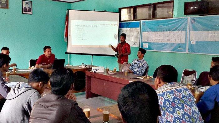 BPD Petungkriyono Pekalongan Replikasi Program Fitra Jateng