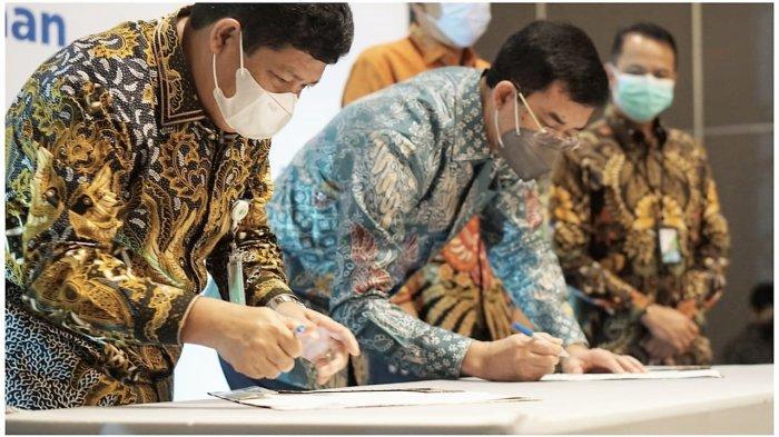 BPJAMSOSTEK Semarang Pemuda Dukung Kerja Sama Hiswana Migas