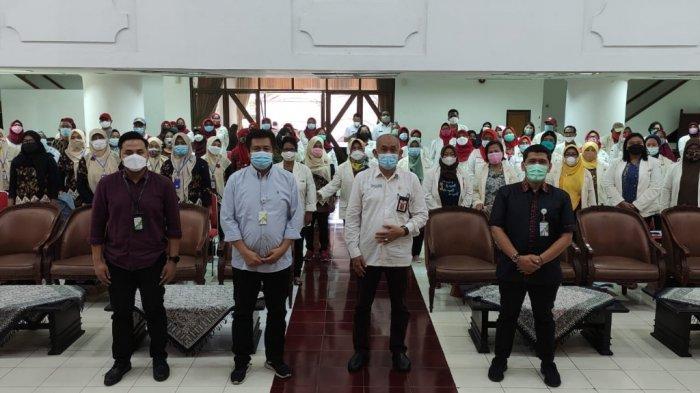BPJAMSOSTEK Semarang Pemuda bersama Dinsos Sosialisasi Program Pekerja Sosial