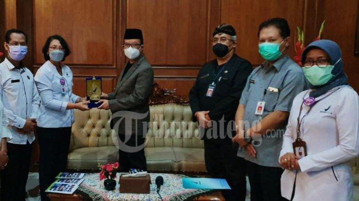 BBPOM Semarang Bikin Program Desa Aman Pangan di Banyumas