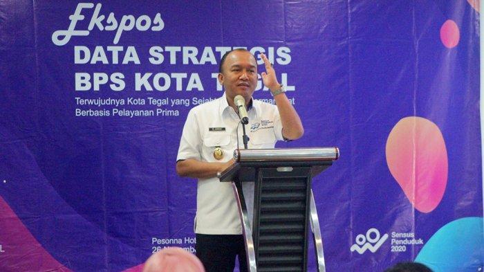 BPS Kota Tegal Paparkan Data Strategis Sensus pada 2020, Jumadi: Data Harus Akurat