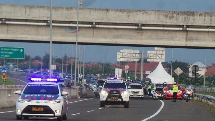 BREAKING NEWS: Pagi Ini Ruas Tol Brebes Timur- Semarang Dibuka