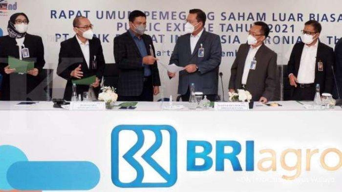 Transformasi Bank Digital, BRI Agro Ubah Nama Jadi Bank Raya