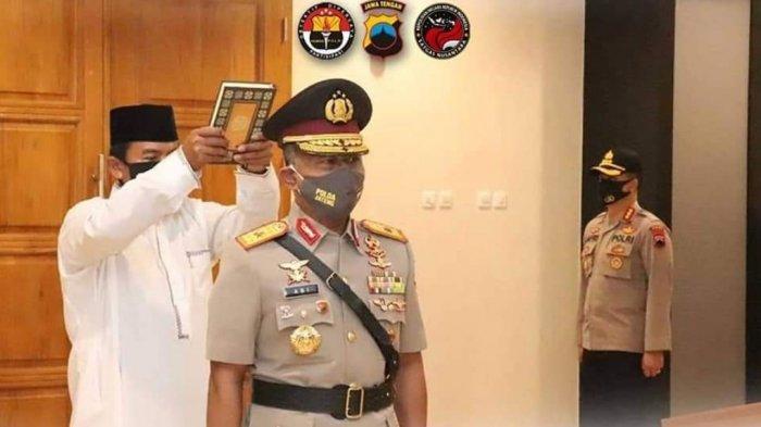 Mantan Kapolrestabes Semarang Brigjend Pol Abioso Kini Resmi Menjabat Wakapolda Jateng