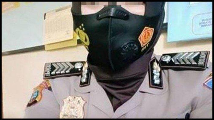 Bripka LA Polwan Cantik Tepergok Jadi Joki Ujian Calon Bintara Polisi: Curiga Ada Wajah Baru