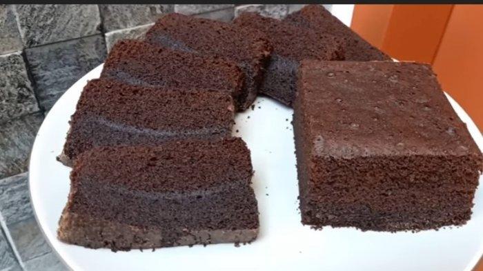 Resep Brownies Kukus Coklat Lembut dan Anti Gagal