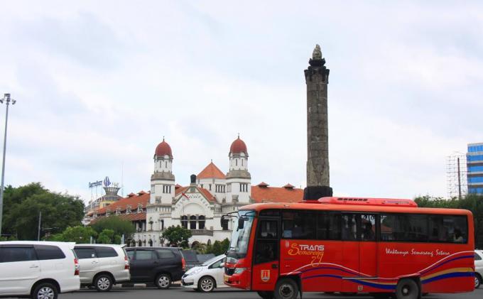 Duh, Koridor I BRT Trans Semarang Paling Banyak Keluhan, Warganet : Dalemnya Aja Kotor
