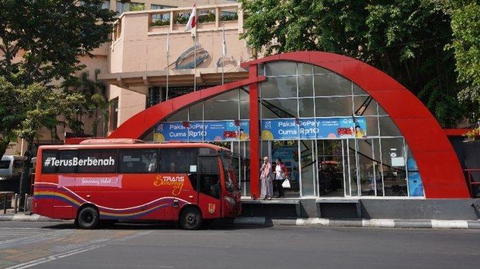 Pandemi Corona Bikin Penumpang BRT Anjlok Drastis