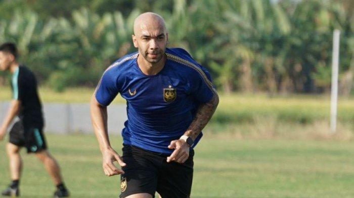 Jelang Lawan Arema FC, Bruno Silva Kembali Gabung ke PSIS Semarang