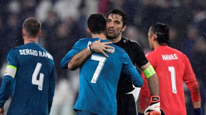 Gianluigi Buffon Bangga Bisa Satu Tim di Juventus dengan Cristiano Ronaldo: Hal Ini Jadi Nilai Lebih