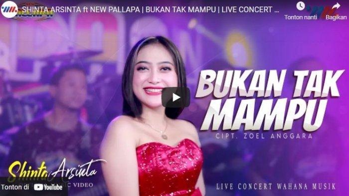 Chord Kunci Gitar Bukan Tak Mampu Shinta Arsinta