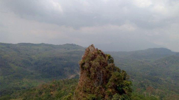 Ini Dia Ondo Langit di Limbangan, Namanya Bukit Selo Arjuno dan Bligo