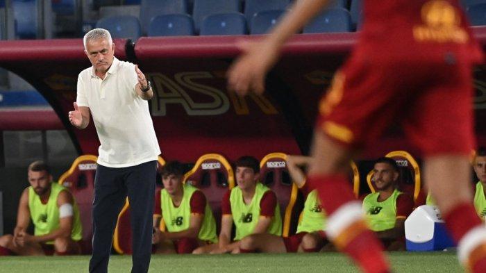 AS Roma Bantai Tim Promosi, Mourinho: Mustahil Tidak Bisa Mengalahkan Salernitana.