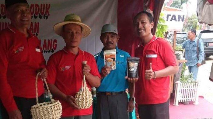 Karang Taruna Desa Pedak Kabupaten Rembang Ciptakan Kopi dari Limbah Siwalan