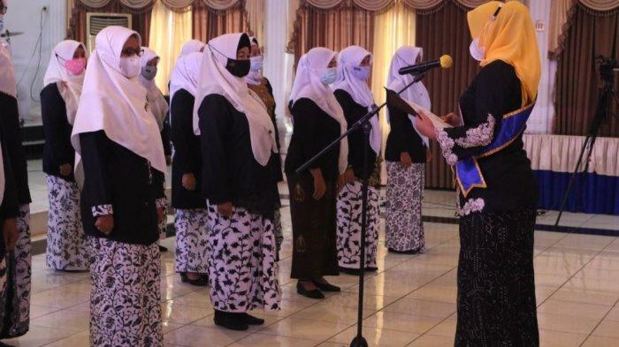 Pemerintah Kota Tegal Kukuhkan Bunda PAUD Tingkat Kelurahan dan Kecamatan