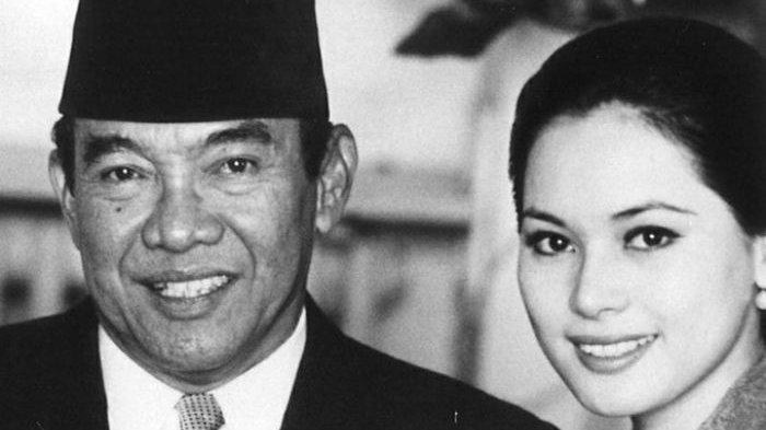 Dilamar Tiga Miliarder, Ratna Sari Dewi Justru Memilih Soekarno, Terungkap Alasannya