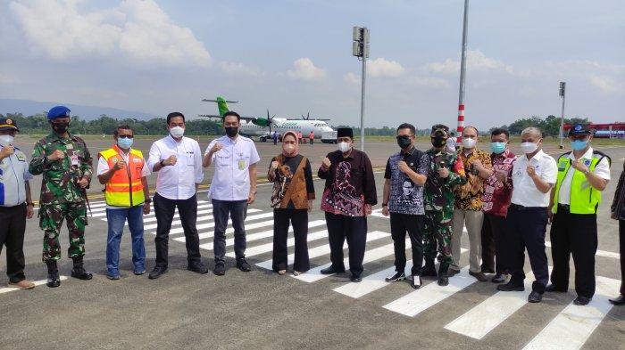 Bandara JBS Purbalingga Mulai Beroperasi dengan Rute Penerbangan Purbalingga-Jakarta dan Surabaya PP