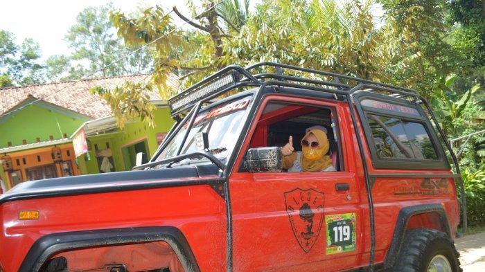 Jelajahi Banyumas Timur, Bupati Husein Jajal Track Off-Road Baru di Sumpiuh dan Tambak