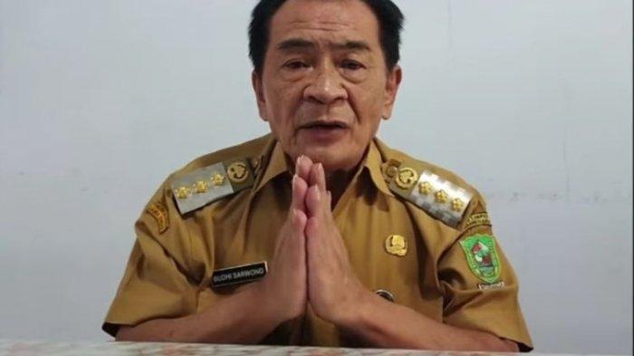 Bupati Banjarnegara Minta Maaf, Siap Dikutuk Setelah Sebut Luhut Panjaitan dengan Pak Penjahit