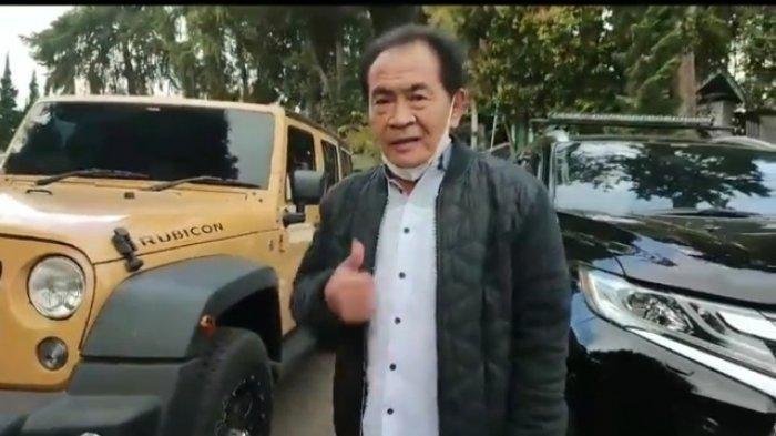 Viral Kades di Banjarnegara Tunggangannya Jeep Rubicon, Bupati Bandingkan dengan Mobilnya
