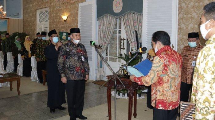191 Pejabat Struktural dan Fungsional Pemkab Banjarnegara Dilantik
