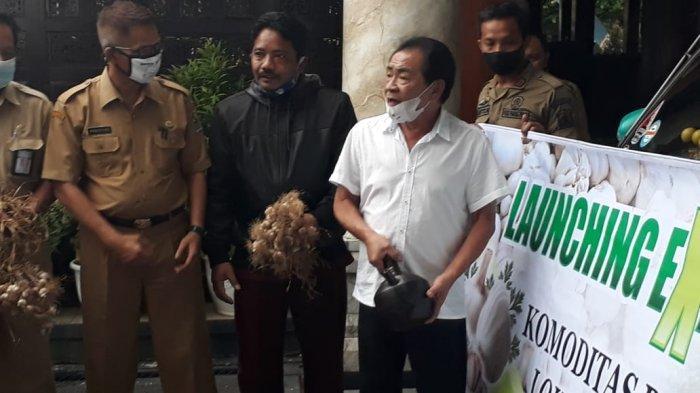 Petani Banjarnegara Ekspor Bawang Putih ke Taiwan, Bukti Produk Lokal Diminati Warga Internasional