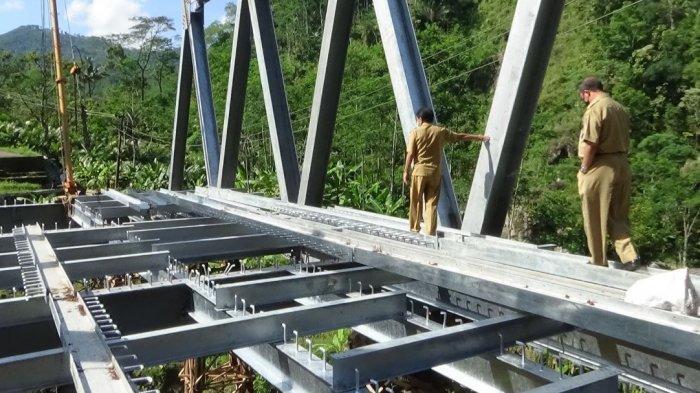 Jembatan Plipiran Jadi, Akses ke Dieng via Banjarnegara Via Arung Jeram Singomerto Lebih Cepat