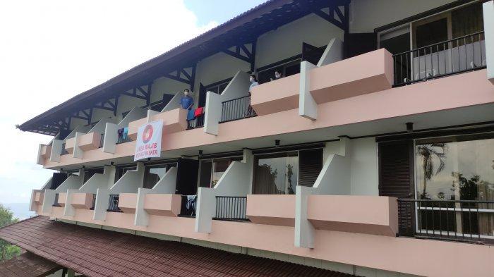 Hotel Rosenda Baturraden Jadi Rumah Sakit Darurat Covid-19 di Banyumas, Begini Penampakannya