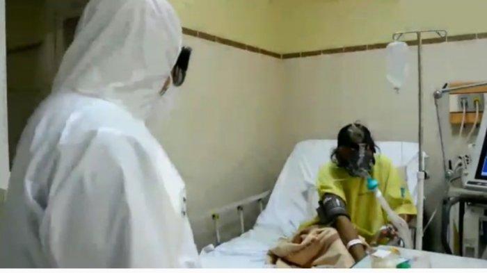 Saat Bupati Banyumas Nekat Kunjungi Ruang ICU RS Margono, Geram Masih Ada yang Tak Percaya Covid-19