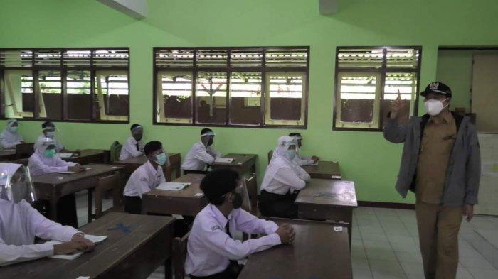 Pembelajaran Tatap Muka di Banyumas Diklaim Berjalan Baik, Bupati Akan Perbanyak Sekolah Tatap Muka