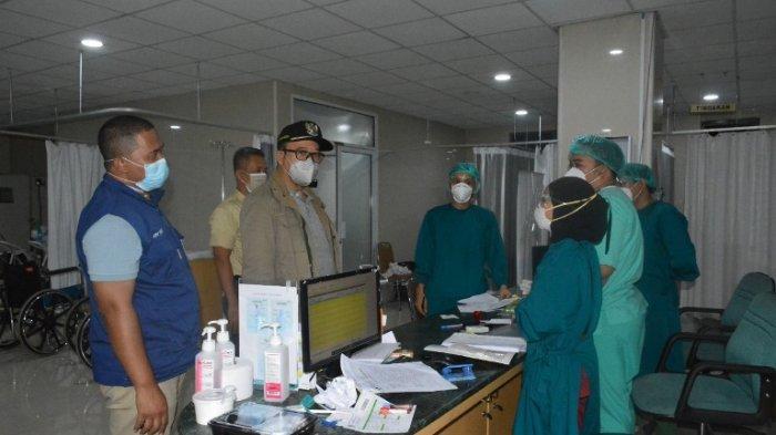 Ruang ICU Rumah Sakit di Banyumas Penuh, Bupati Banyumas Tinjau Langsung: Harus Ada Solusi