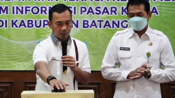Permudah Pencari Kerja, Pemkab Batang Launching Aplikasi Batang Career