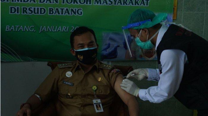 Kabupaten Batang Peringkat Empat Capaian Vaksinasi Covid-19 Nasional