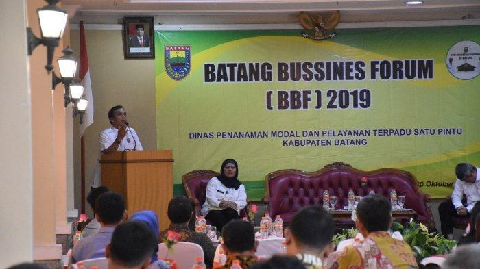 Angkat Potensi Batang, Bupati Wihaji Wacanakan Gelar Bazar Bisnis untuk Pengusaha Lokal