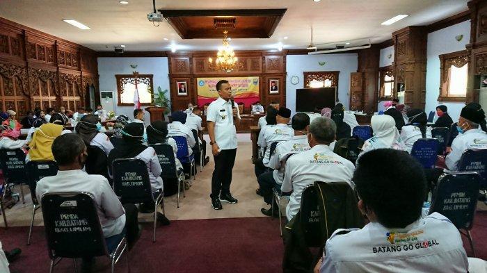 Kabupaten Batang Tempati Peringkat Pertama Penularan Covid-19