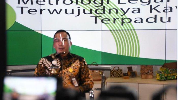 Tunjang KIT Batang, Bupati Wihaji Siap Bangun UPT Metrologi Legal