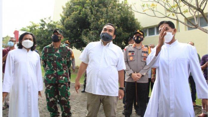 Paskah di Blora, Bupati Arief Rohman: Alhamdulillah Aman dan Lancar