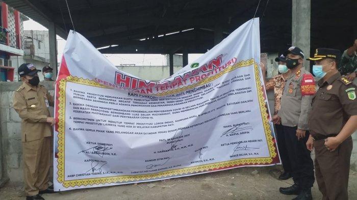Lokalisasi Lorong Indah LI Pati Resmi Ditutup Mulai Malam Ini, Bupati Haryanto: Cari Kerja Lain Saja