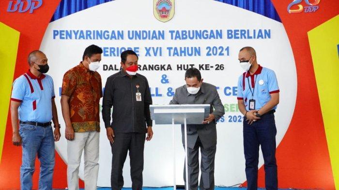 PT BPR Bank Daerah Pati Catatkan Peningkatan Kontribusi ke Kas Daerah