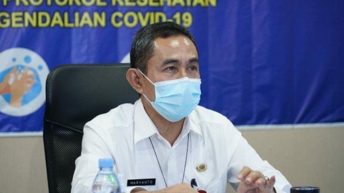 Bupati Pati Haryanto Dorong Adanya Inovasi Pembinaan Olahraga di Tengah Pandemi Corona