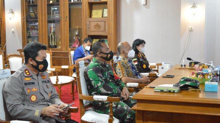 Upaya Testing dan Tracing Covid-19 Kabupaten Jepara Lampaui Target
